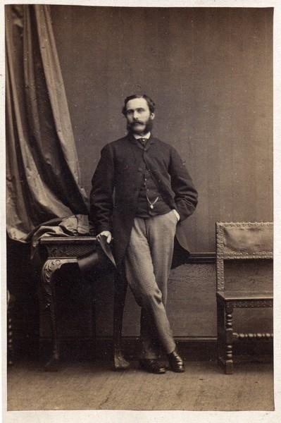 T.R. Polwhele.  [Photograph] [Portrait]