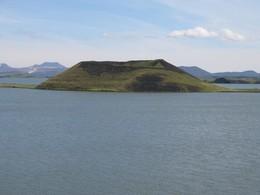 Iceland, Akureyri to Myvatn area.