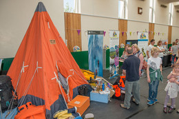 BGS Open day, Keyworth, 27th June 2015.